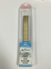 Ladies TX732T Stainless Steel 2 Tone Expansion Watch Band 12mm Fits all Brand