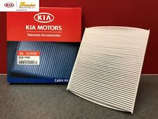 2005-2017 KIA RIO & 2011-2016 SPORTAGE NEW OEM CABIN AIR FILTER P8790 1F200A