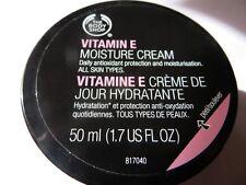 THE BODY SHOP  Creme De Jour à la  VITAMINE E Moisture Cream