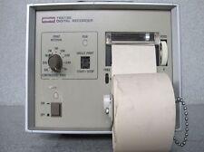 ADVANTEST TR6198 Digital Recorder 10S-1H 100V 50/60Hz #19330
