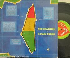 "2 DAM DREAD ~ The Israelites ~ 12"" Single PS"