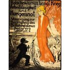 Propaganda War Wwi Anti Communist Bolshevik Germany Angel 12X16 Framed Art Print