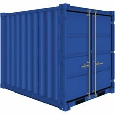 Containex Stahl-Lagercontainer LC8, 9,82 m³  *Bestellware*
