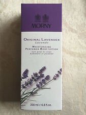 3 X Morny Original Lavender Moisturising Perfumed Body Lotion 200ml