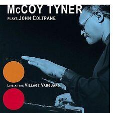 McCoy Tyner : Mccoy Tyner Plays John Coltrane CD (2001)