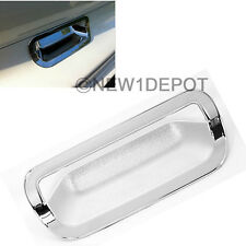 Chrome Tailgate Rear Door Handle Cover Trim for Honda CRV 2007 08 09 10 2011 ND