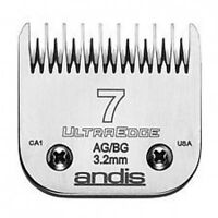 ANDIS 7 SKIPTOOTH CLIPPER BLADE 3.2mm