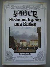Sagen Märchen Legenden aus Baden 1988