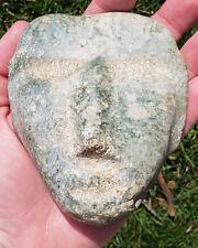 Rare MEZCALA Mask, Precolumbian, Mayan Aztec Olmec MAKE AN OFFER