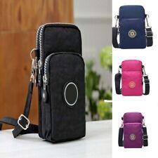 Cross-body Mobile Phone Shoulder Bag Small Pouch Case Belt Handbag Purse Wallet