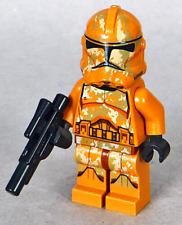 LEGO Star Wars - Geonosis Clone Trooper Minifigure, Phase II Armor 75089 (NEW)
