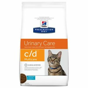 Hill's Prescription Diet Feline cd Multicare Urinary Care - Ocean Fish
