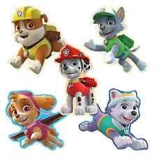 """20 Paw Patrol Shaped Stickers, 2.25"""" x 2.25"""" each, Party Favors"""