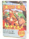 SUPER DONKEY KONG Guide SFC Book FT81*