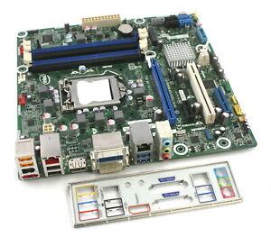 Intel Socket LGA1155 Ivy Bridge (3rd Gen.) Desktop Motherboard mATX - DQ77MK