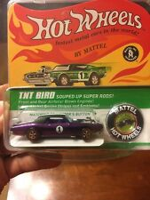 hot wheels 2016redlines Rlc Spoilers Blister Pack TNT-bird Moc W/proteco Pack