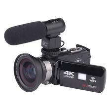 4K Ultra HD 48MP Video Camera 30X Digital  Zoom Camcorder