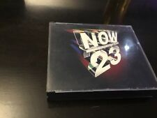 NOW THATS WHAT I CALL MUSIC 23 - VARIOUS - 2 X CD SET - ERASURE / SIMPLE MINDS +