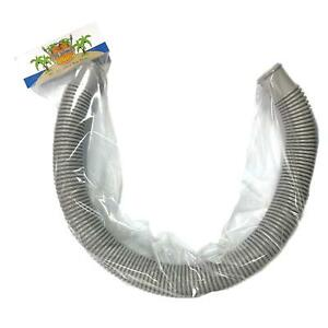 """Swimming Pool 1.5"""" x 3' ft Pump Filter Flex Hose for Above Ground Pools"""
