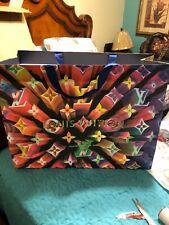 Louis Vuitton 2019 Holliday Shopping Paper Bag 3D 23x17.5x10� Xxl Size