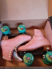 Moxi Lolly Roller Skates Strawberry Pink Size 6