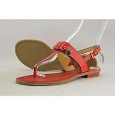 Sandalias y chanclas de mujer Tommy Hilfiger de color principal rojo