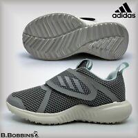 👟 SALE Adidas Performance Size UK 10 Infant Girls Trainers FortaRun X CF Kids