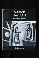 PATRICK HAYMAN VISIONARY ARTIST MEL GOODING BOOK NEW ZEALAND ST. IVES LONDON