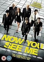Now You See Me [DVD], , Used; Very Good DVD