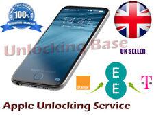 SUPER FAST UNLOCK CODE ORANGE / EE / T-MOBILE UK FOR IPHONE 8 8+ IN 24-72 HOURS