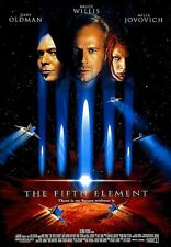 35mm Feature The Fifth Element 1997 Bruce Willis Gary Oldman