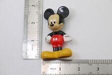 "2009 Disney MATTEL 2.5"" MICKEY MOUSE PVC MINI FIGURE"