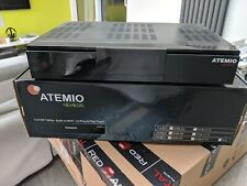 Atemio Nemesis Twin 1080p HD Linux Satellite Tuner Receiver With 1TB HDD