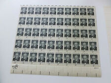 United States Scott 1264, the 5 cent  WINSTON CHURCHILL  sheet of 50 Mint