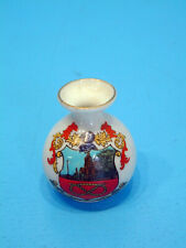 Clifton Crested China Vase - Handsworth