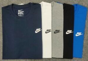 Nike Crew Neck Short Sleeve Top Mens Sports T-Shirt - Clearance SALE