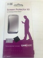 CLEAR SCREEN PROTECTOR COVER GUARD FILM SAMSUNG GALAXY NOTE2 N7100