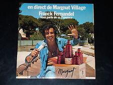 45 RPM - Franck Fernandel Vous Talk of Her Provence - Wines Margnat