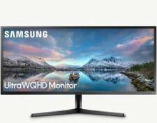 Samsung S34J550WQU Ultra WQHD 21:9 Monitor