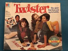 Vintage 1993 TWISTER Milton Bradley 4645 Board Game COMPLETE - Free Shipping!