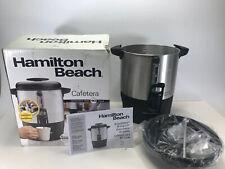 Hamilton Beach 40514R 40-Cup Dispensing Coffee Urn