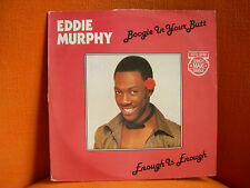 VINYL MAXI – EDDIE MURPHY : BOOGIE IN YOUR BUTT LONG VERSION – HIP HOP FUNK - 82