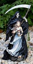 Nemesis Now Anne Stokes 29cm SUMMON the REAPER SCULPTURE Wiccan GOTHIC FANTASY