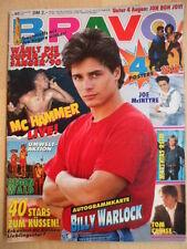 BRAVO 46-8.11. 1990 (3) Warlock MC Hammer Bon Jovi Eros Ramazzotti live München