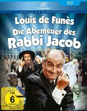 Die Abenteuer des Rabbi Jacob (Blu-Ray)(Filmjuwelen) mit Louis de Funés