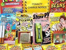 Fun Practical Jokes Funny Pranks Gags Magic Tricks April Fools Day Stink Bombs