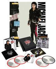 Michael Jackson Bad 25 ( CD+DVD Box Set , 2012)