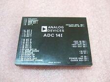 Analog Devices ADC 14I Dual Slope Integrating Analog to Digital Converter