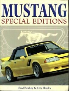 Mustang Special Editions * Saleen Roush Shelby Foose SVT SVO GT/CS MORE FreeShip