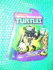 Nickelodeon Teenage Mutant Ninja Turtles Rahzar action figure season 2 sticker